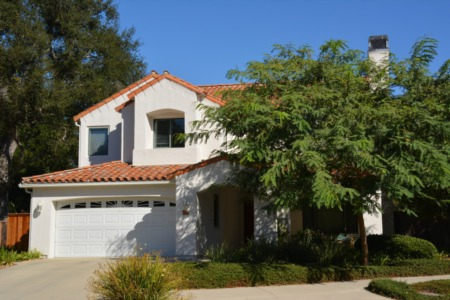 Stylish, Spanish, Serene and Peaceful Feeling Cathedral Pointe Community in Santa Barbara CA.
