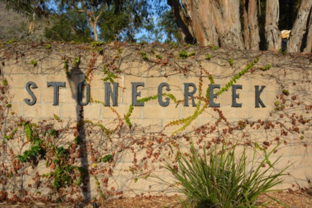 The Stonecreek Condos / Town Homes in Santa Barbara CA.