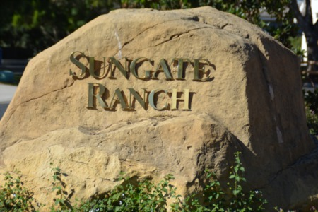 Serene and Peaceful Feeling Sungate Ranch Community in Santa Barbara CA.