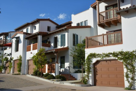 Bella Riviera in Santa Barbara - Lower Riviera / Upper East Condos and Town Homes with Ocean Views