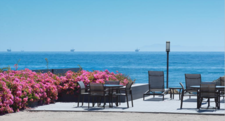 Bonnymede & Montecito Shores - Oceanfront And Beachfront Condos In Montecito CA.