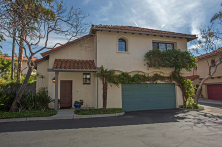 Fantastic New Hope / La Cumbre Area Town Home Listing - Up Town Santa Barbara CA