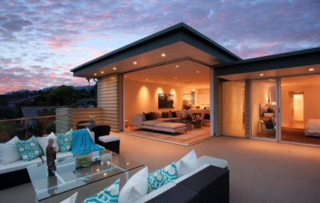 Contemporary and Modern Style Homes in The Santa Barbara and Montecito CA. Area