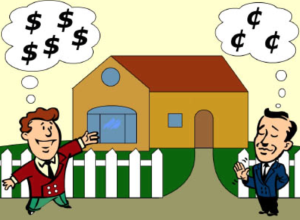 What Is An Overpriced Listing and Should I Take One As A Real Estate Agent in Santa Barbara?