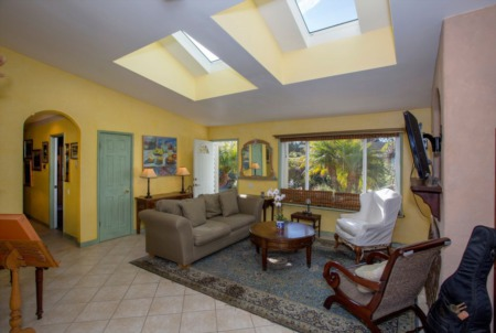 New Stylish Updated Carpinteria Home For Sale