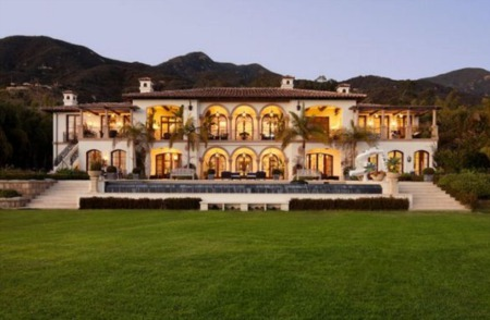 The 5 Highest Priced Real Estate Sales in Santa Barbara for 2013