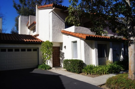 New Listing - Wonderful Downtown Santa Barbara Town Home