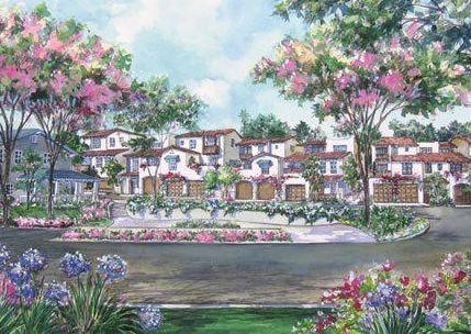 Bella Riviera - New Lower Rivera / Upper East Santa Barbara Townhomes with Ocean Views and Close to Downtown Santa Barbara