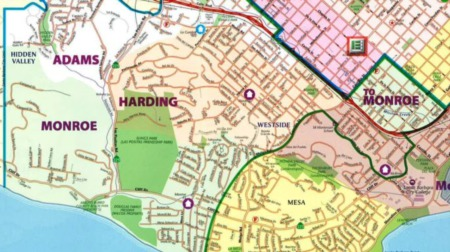 2011 Santa Barbara Real Estate Market Update for The Monroe Elementary School District