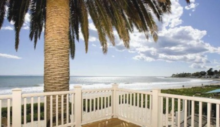 The Top 10 Most Expensive Beachfront Real Estate Sales in Santa Barbara, Montecito and Carpinteria CA.