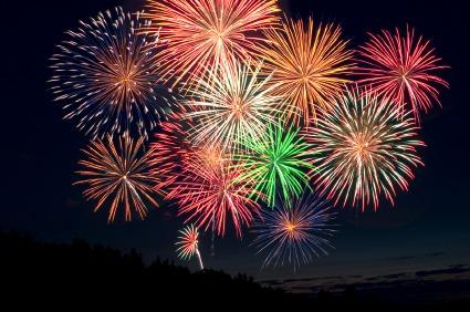 Happy July 4th, 2009 Santa Barbara CA - Fireworks Information