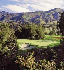 Santa Barbara & Montecito Area Golf Courses - Public and Private