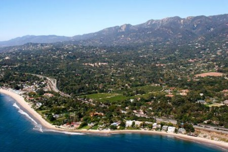 Montecito in the Top 10 Most Expensive Real Estate Zip Codes in the United States