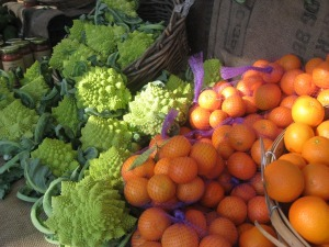 Treat your Kitchen's Home to Food from The Santa Barbara Farmer's Market