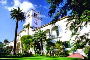 Santa Barbara CA Neighborhoods - Downtown