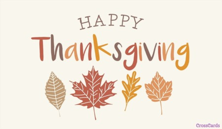Happy Thanksgiving from The Wardsworth Group