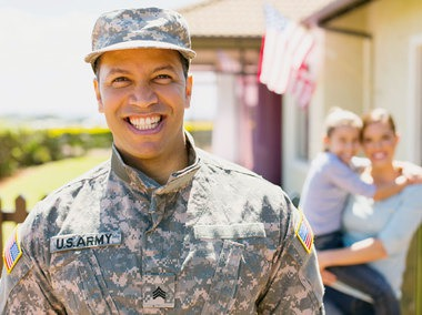 Mortgage Applications for the Military