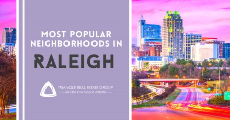 Most Popular Neighborhoods in Raleigh: Raleigh, NC Community Guide