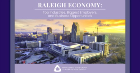 Raleigh Economy: Top Industries, Employers, & Business Opportunities