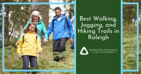 Best Walking & Hiking Trails in Raleigh: Raleigh, NC Trails Guide