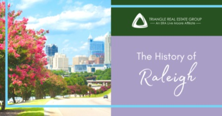 History of Raleigh, NC: Raleigh's Local History