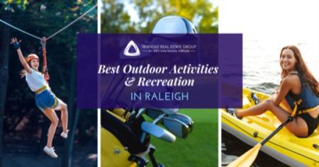 Best Outdoor Activities in Raleigh: Raleigh, NC Outdoor Activities & Recreation Guide