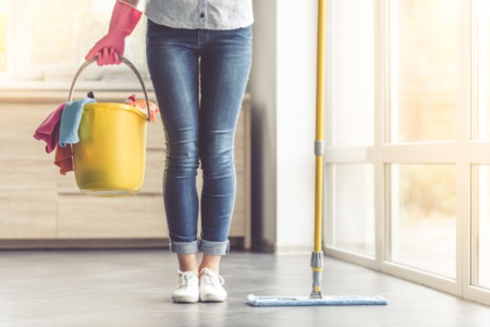 Tips for Getting a Jump-Start on Spring Cleaning