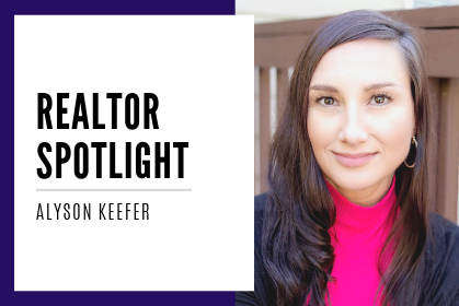 Realtor Spotlight: Get to Know Alyson Keefer