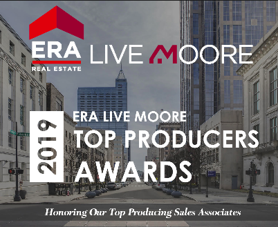 Triangle Real Estate Group Announces 2019 Top Producers Award Winners