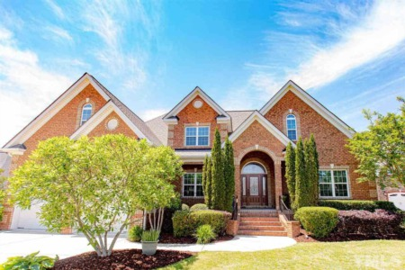 Stunning Raleigh Home for Sale in Deep Run Estates: 2929 Turning Brook Lane