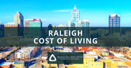 Raleigh Cost of Living: Raleigh, NC Living Expenses Guide