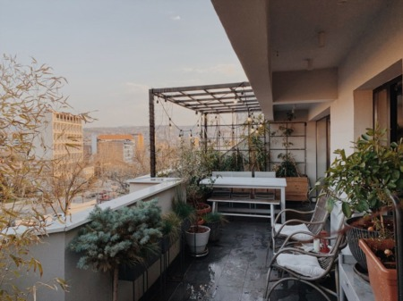 Easy upgrades for your balcony, patio or porch