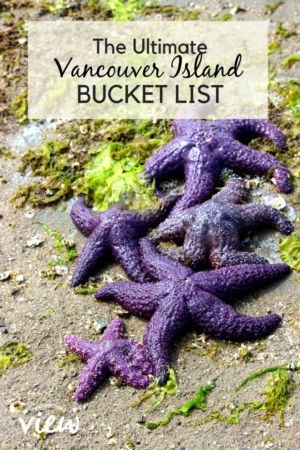 The Ultimate Vancouver Island Bucket List