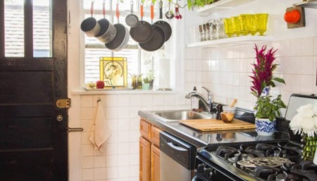 10 Clever Hacks for Small Kitchens