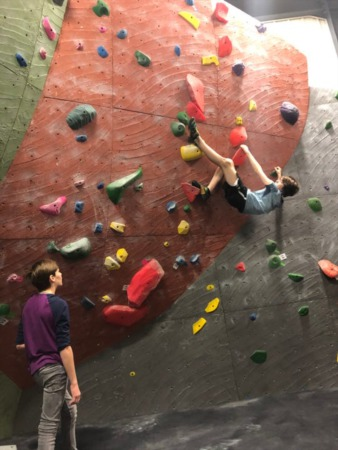 New Rock Gym Coming to Bremerton