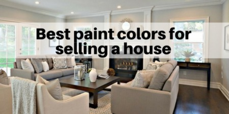 Getting Ready to Sell?  Here are Great Paint Colors to Choose . . .