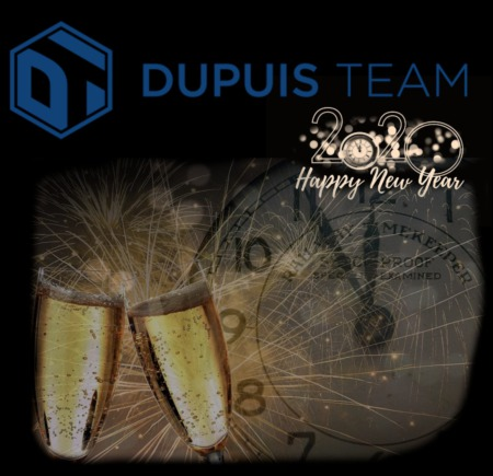 Happy 2020 from Dupuis Team