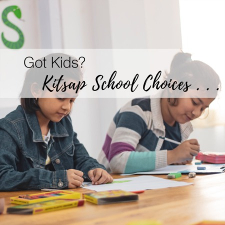 Got Kids? Kitsap Offers Wide Educational Choices