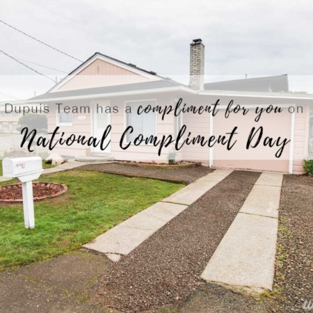 National Compliment Day: We Have a Compliment for You!
