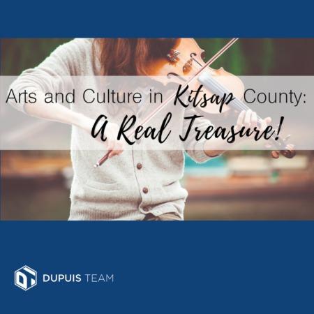 Arts and Culture in Kitsap: A Real Treasure!
