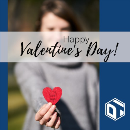 Happy Valentine's Day from Dupuis Team
