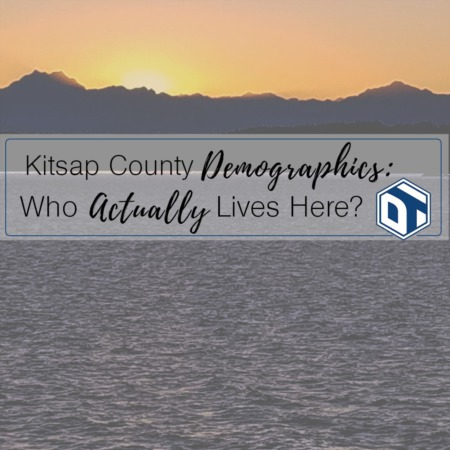 Kitsap County Demographics: Who Actually Lives Here?