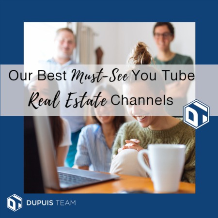 Dupuis Team's Must-See YouTube Channels