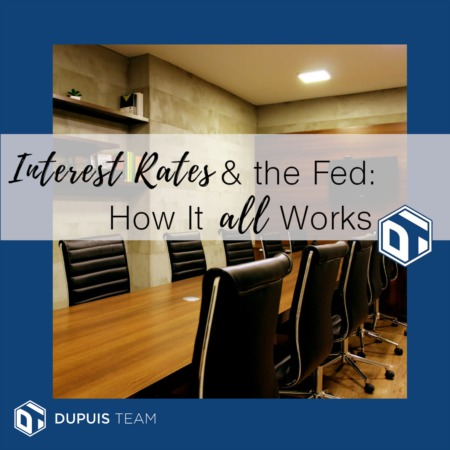 Interest Rates & the Fed: How it All Works