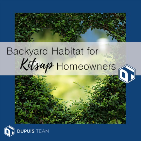 Backyard Habitat for Kitsap Homeowners