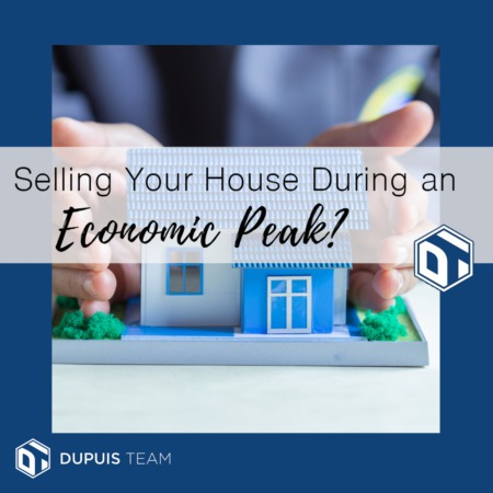 Selling Your House at an Economic Peak