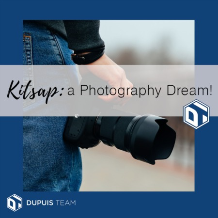 Kitsap Area: A Photographer's Dream!