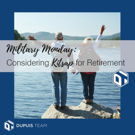 Military Monday: Considering Kitsap for Retirement
