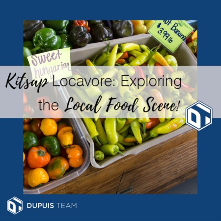 Kitsap Locavore:  Exploring the Local Food Scene