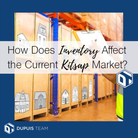How Does Inventory Impact the Current Kitsap Market?